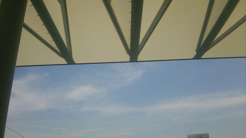 神宮の屋根